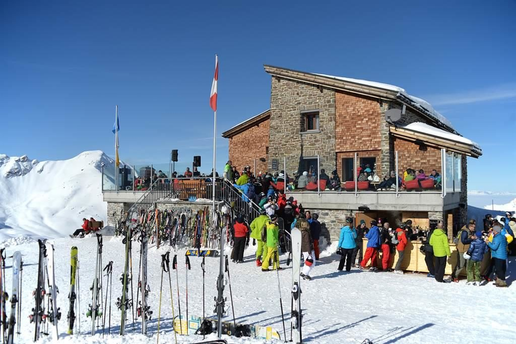 Gay Ski Week Lenzerheide 2019